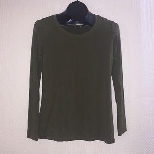 💌 ANA Long Sleeve Green Shirt 💌